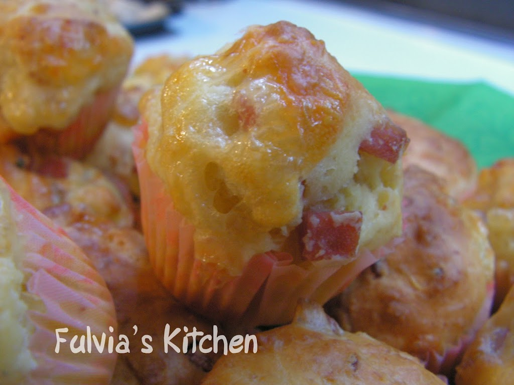 #Mini #muffin #salati gusti vari