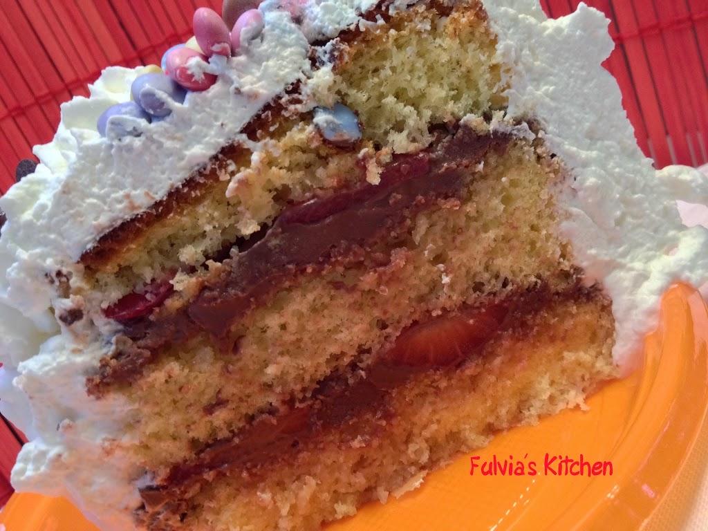 Torta farfalla 2
