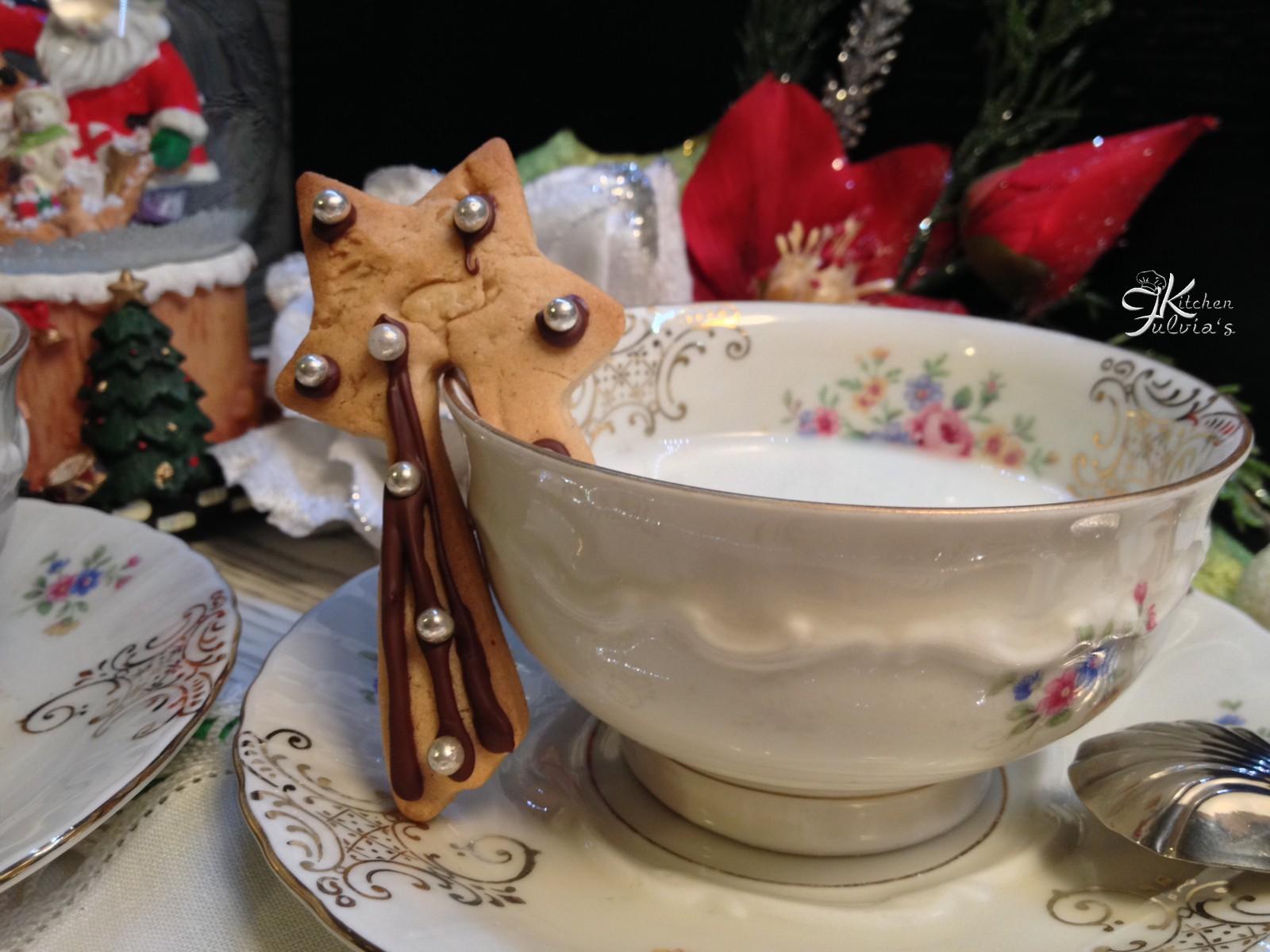 Biscotti speziati per Natale