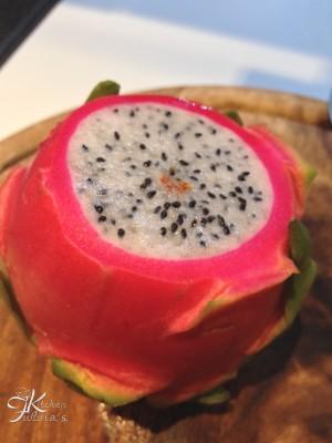 Chutney con frutto del drago2