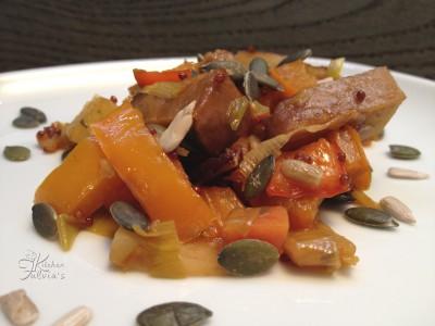 spezzatino di seitan con verdure1