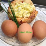 Cestini di pane con uova5