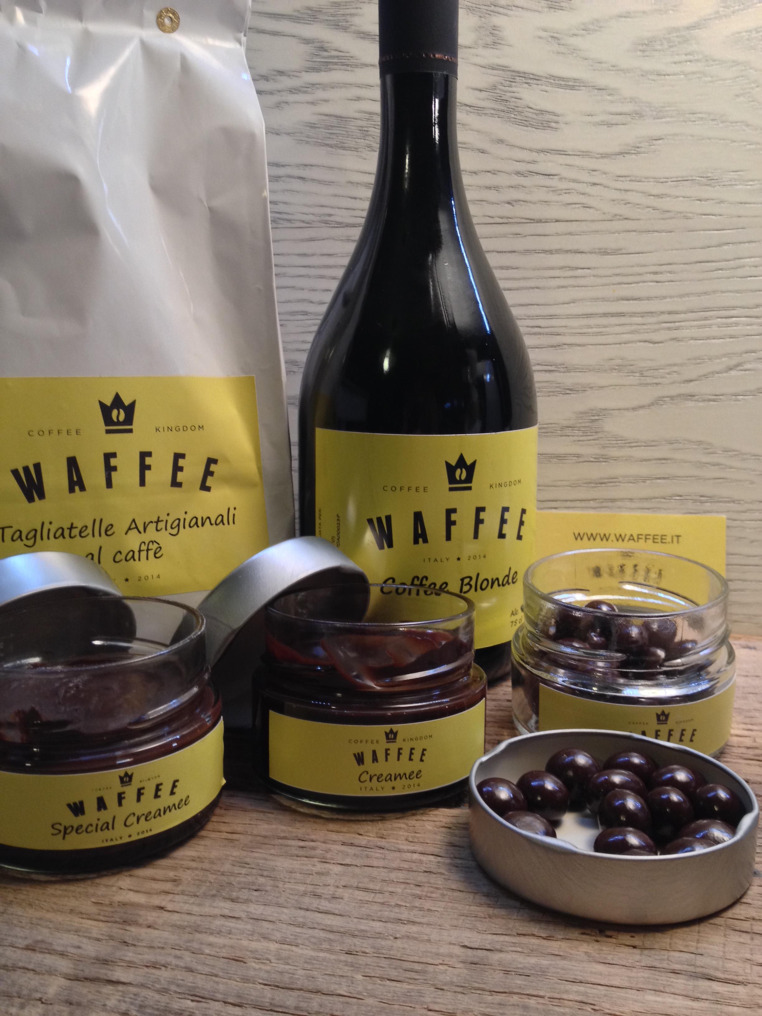 Nuova collaborazione Waffee-Coffee Kingdom