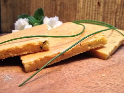 farinata di ceci con erbe aromatiche1