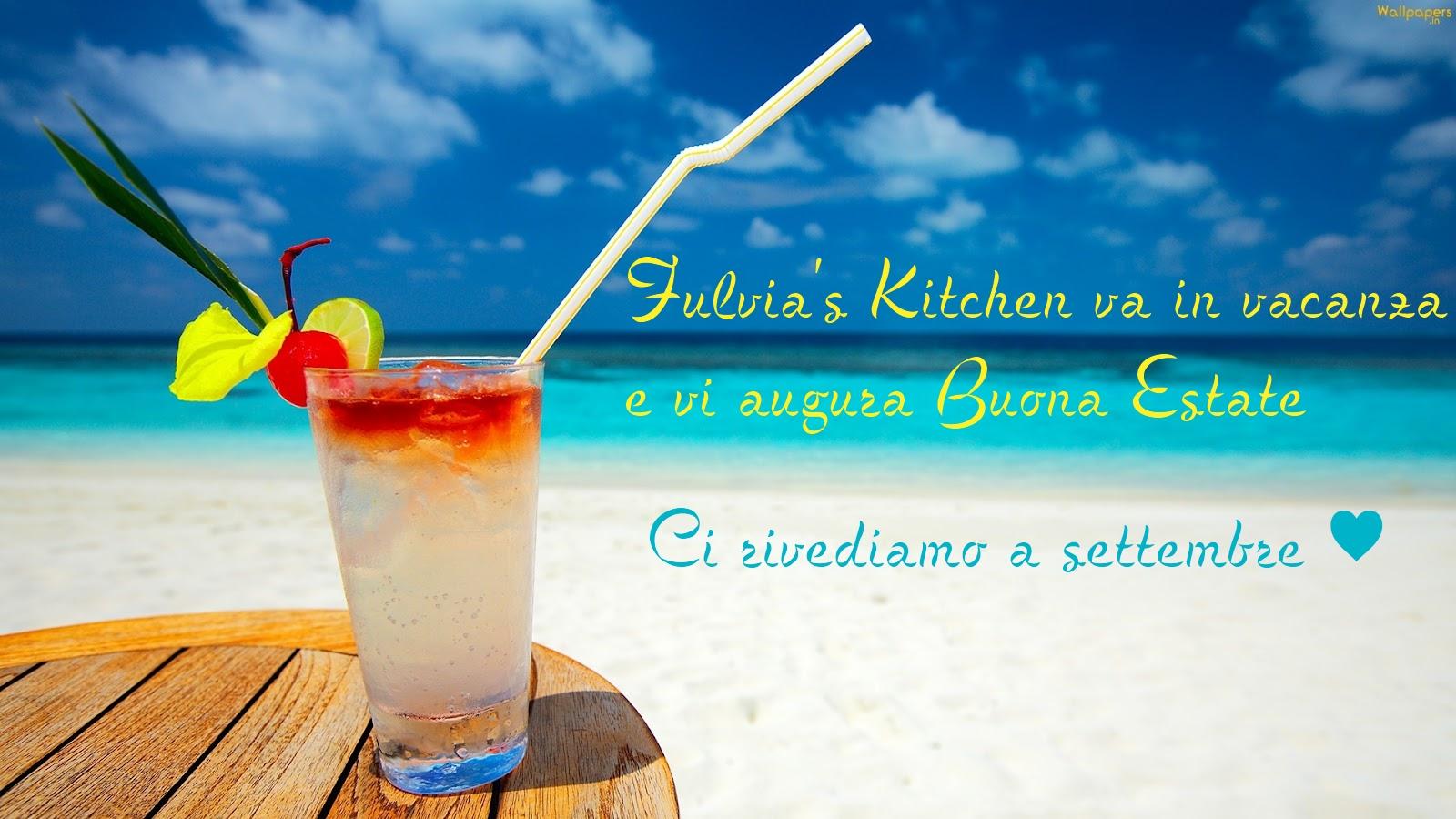♥ Chiusura estiva…. ci rivediamo a settembre! ♥