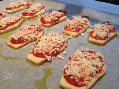 Pizzette bara per Halloween5