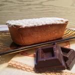 Pluncake di frolla alle mandorle e crema al cioccolato3