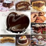 Raccolta di ricette con il cioccolato