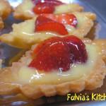 Raccolta di ricette con le fragole