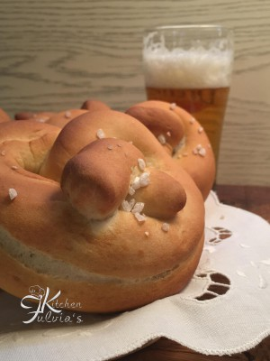 Bretzel o pretzel