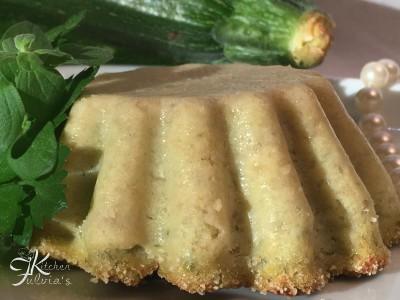 Flan di zucchine e ricotta