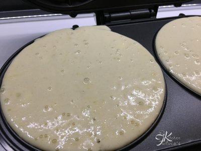 Waffle soffici ricetta base