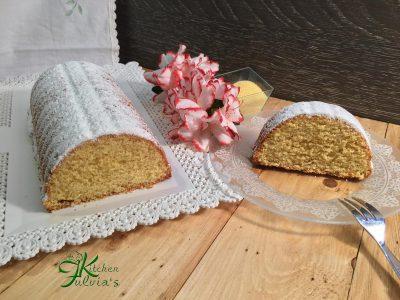 Amor polenta, dolce alla farina di mais