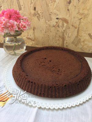 Base morbida al cioccolato per crostate