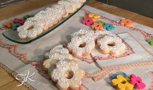 Biscotti Margheritine di Stresa