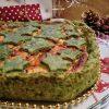 Torta salata della vigilia di Natale