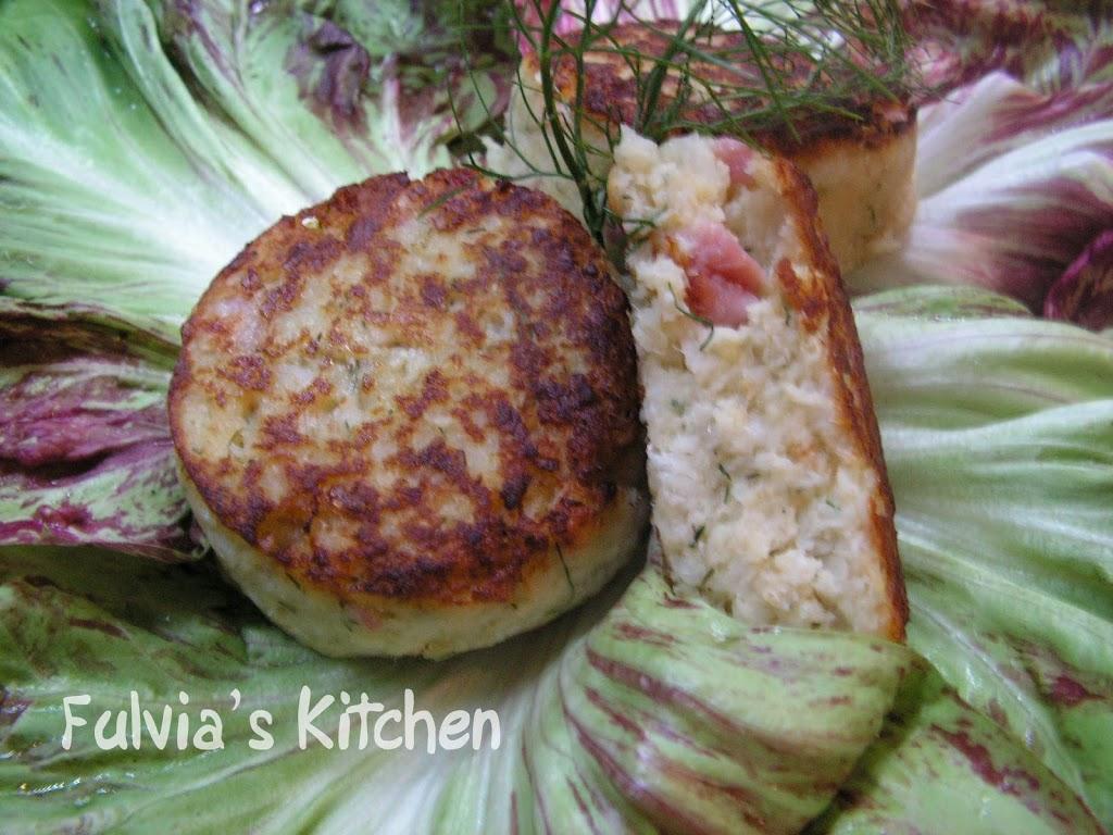 #Mini #hamburger di #platessa
