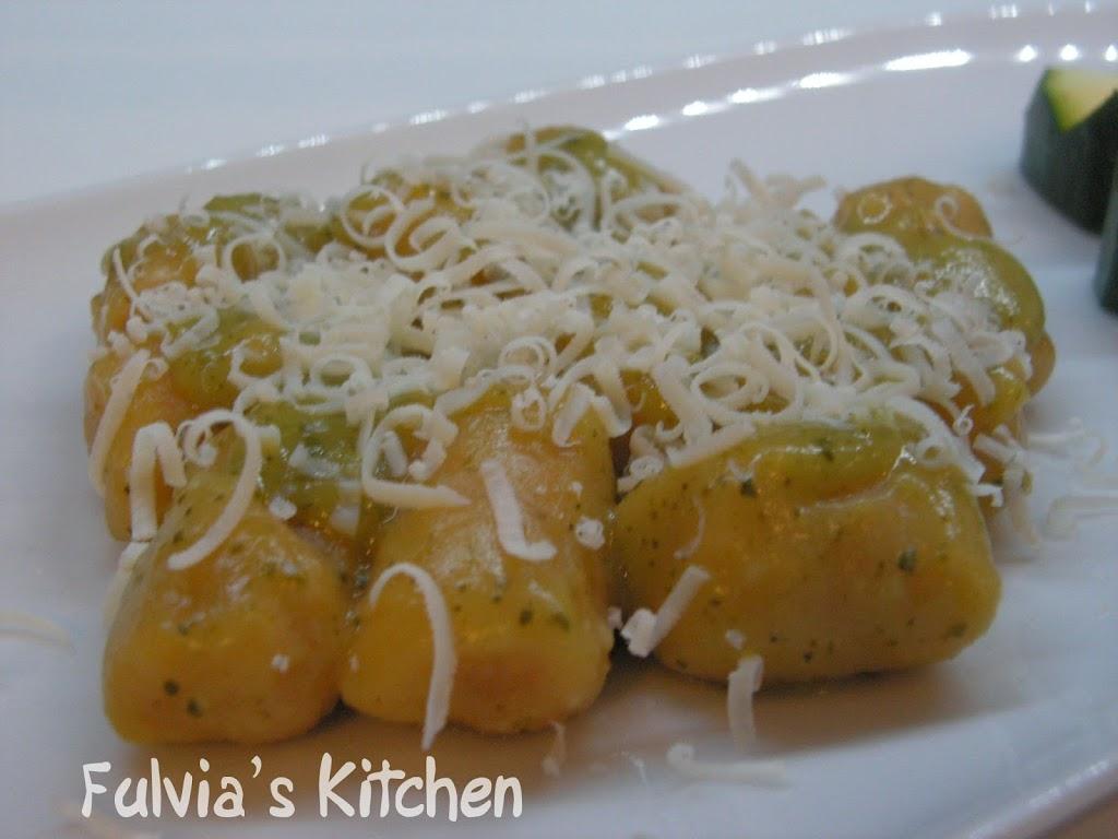 #Gnocchi #vegetariani