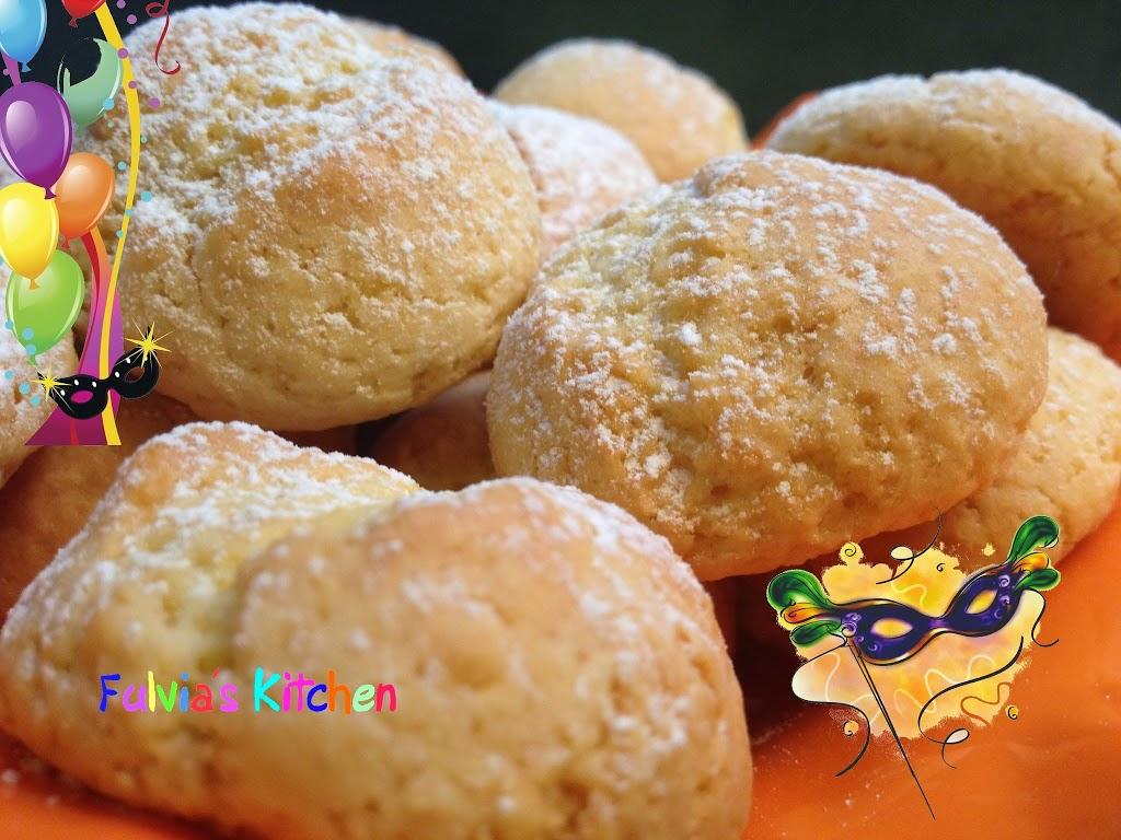 #Castagnole al #forno