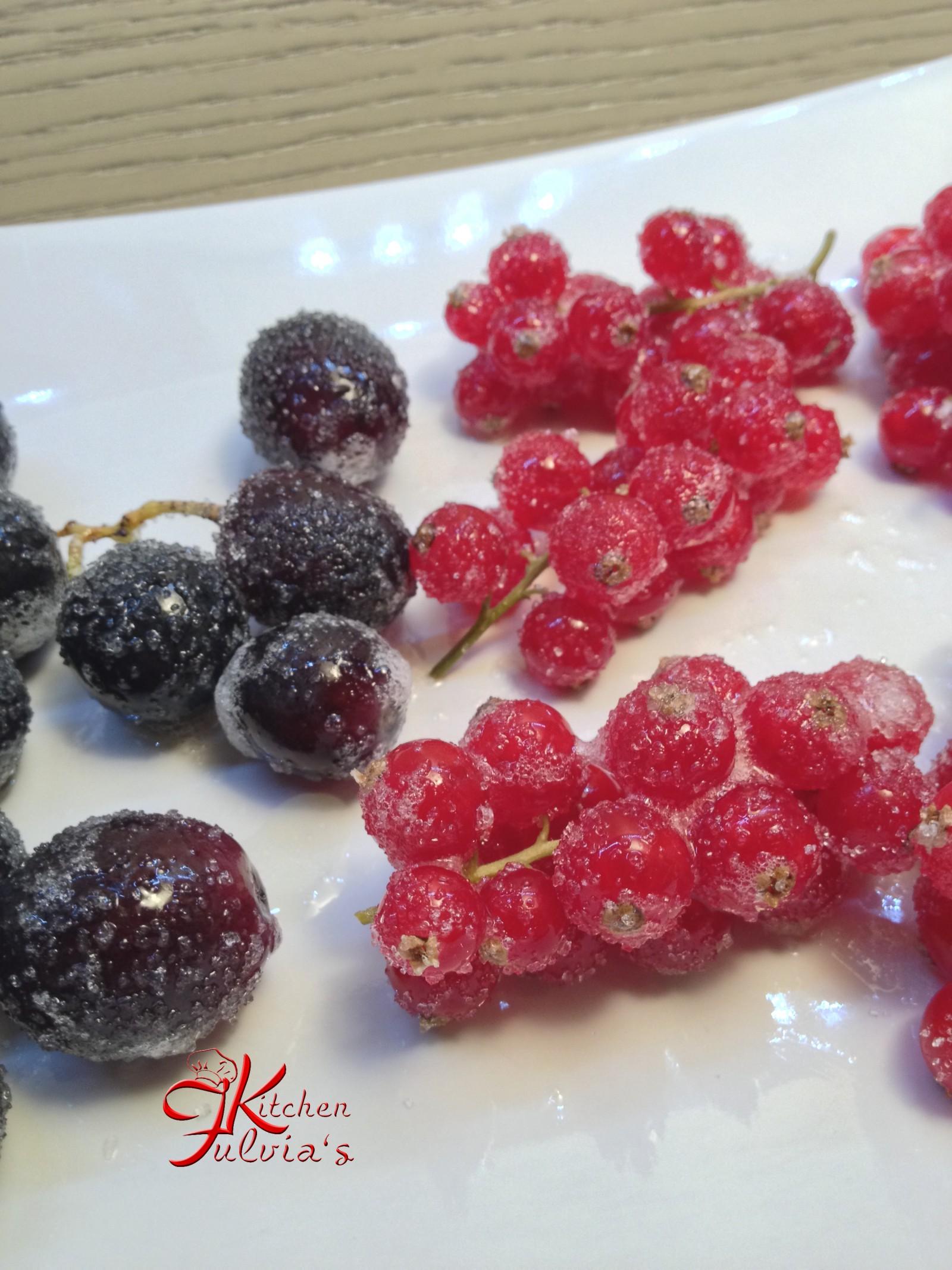 Tutorial frutta brinata