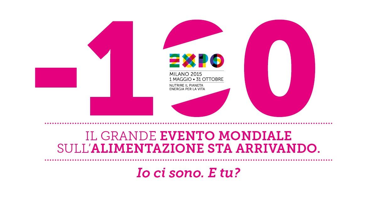 Expo 2015 mancano 100 giorni!