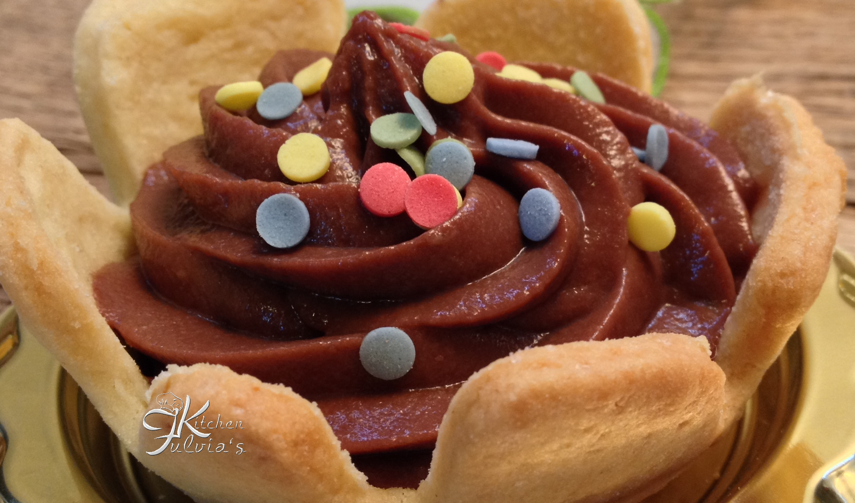 Tutorial crema pasticcera al cioccolato