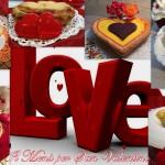 Raccolta ricette per San Valentino