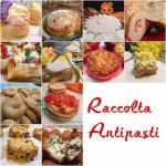 Raccolta ricette: gli Antipasti