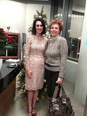 Samsung e Csaba dalla Zorza: Natale senza stress