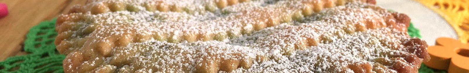 Crostata alla crema di pistacchio – ricetta facile