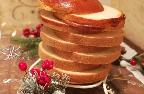 Panettone gastronomico soffice con Lievito Madre la ricetta