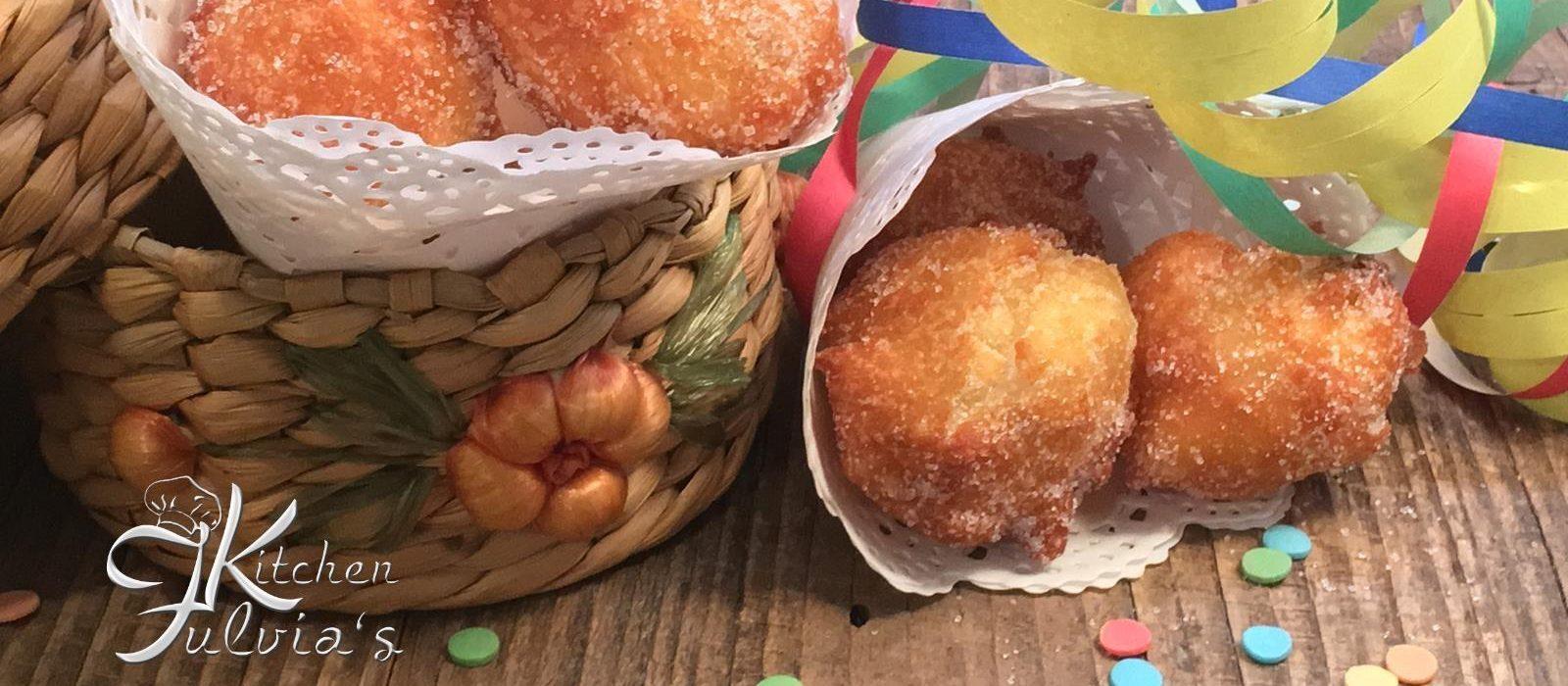 Le frittelle della sciura Luisa per Carnevale