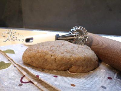 Pasta brisé integrale light per ricette dolci e salate