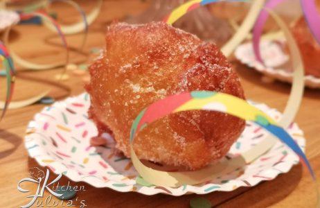 Tortelli di Carnevale al profumo di arancia la ricetta