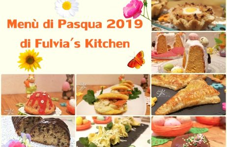 Menù di Pasqua 2019 Raccolta di ricette