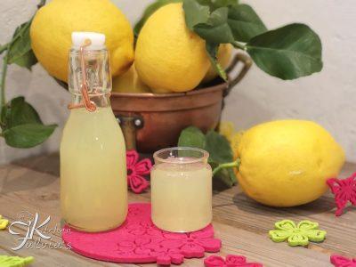 Limoncello del mio papà - liquore al limone