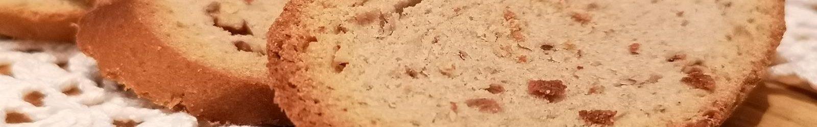 Biscotti del lagaccio con L.M. alle noci la ricetta