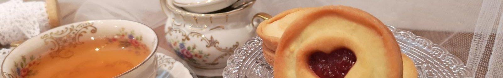 Biscotti occhio di bue alla confettura di fragole la ricetta