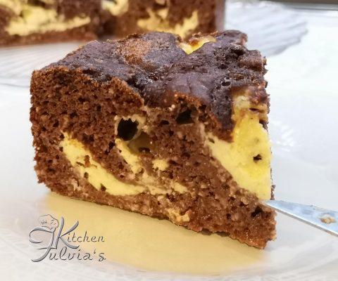 Torta Nua al cioccolato dieta Dukan La ricetta