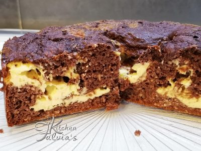 Torta Nua al cioccolato dieta Dukan