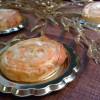 Girelle di sfoglia al salmone affumicato